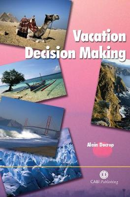 Vacation Decision Making - Decrop, A