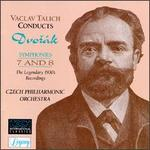 Vaclav Talich Conducts Dvor�k