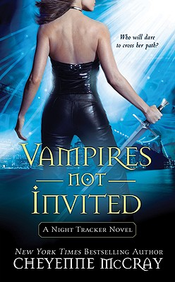 Vampires Not Invited - McCray, Cheyenne