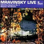 Vasily Kalinnikov: Symphony No. 2; Alexander Glazunov: The Seasons