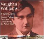Vaughan Williams: 8 Symphonies