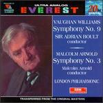 Vaughan Williams/Arnold: Symphony No. 9/Symphony No. 3