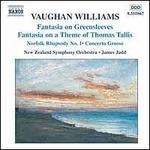 Vaughan Williams: Fantasia on Greensleeves; Fantasia on a Theme of Thomas Tallis; Norfolk Rhapsody No. 1