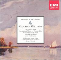 Vaughan Williams: On Wenlock Edge; Fantasia on a Theme by Thomas Tallis; etc. - Ian Bostridge (tenor); Norbert Blum (viola); Sarah Chang (violin); London Philharmonic Orchestra; Bernard Haitink (conductor)