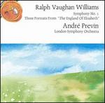 Vaughan Williams: Symphony No. 5, etc.