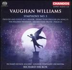 Vaughan Williams: Symphony No. 5 [SACD]