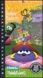 Veggie tales madame blueberry vhs veggie tales madame blueberry a