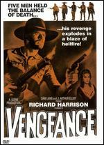 Vengeance - Anthony M. Dawson