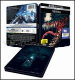 Venom [SteelBook] [Includes Digital Copy] [4K Ultra HD Blu-ray/Blu-ray] [Only @ Best Buy]