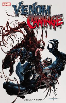 Venom Vs. Carnage - Milligan, Peter (Text by)