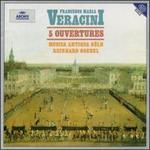 Veracini: Overtures