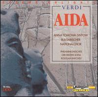 Verdi: Aida (Highlights) - Anna Tomowa-Sintow (soprano); Douka Yovcheva (mezzo-soprano); Gisella Pasino (mezzo-soprano); Jozsef Simandy (tenor);...