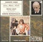Verdi: Ballo (Highlights); Liszt: Les Preludes