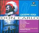 Verdi: Don Carlo - Albino Gaggi (vocals); Ebe Stignani (vocals); Giulio Neri (vocals); Graziella Sciutti (vocals);...