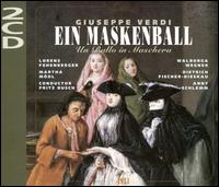 Verdi: Ein Maskenball (Un Ballo in Maschera) - Anny Schlemm (vocals); Dietrich Fischer-Dieskau (vocals); Friedrich Himmelmann (vocals); Fritz Augustin (vocals);...
