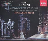 Verdi: Ernani - Alfredo Giacomotti (vocals); Gianfranco Manganotti (vocals); Jolanda Michieli (vocals); Mirella Freni (vocals);...