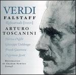 Verdi: Falstaff (Rehearsals 1950)