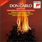 Verdi:Highlights From Don Carlo - Aprile Millo (vocals); Dolora Zajick (vocals); Ferruccio Furlanetto (vocals); Jane Bunnell (mezzo-soprano);...