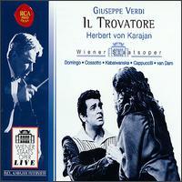 Verdi: Il Trovatore - Ewald Aichberger (vocals); Fiorenza Cossotto (vocals); Heinz Zednik (vocals); José van Dam (vocals); Karl Caslavsky (vocals);...