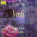 Verdi: Italian Song, Vol.3