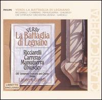 Verdi: La Battaglia di Legnano - Ann Murray (mezzo-soprano); Dimitri Kavrakos (bass); Franz Handlos (bass); Hannes Lichtenberger (bass);...