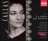 Verdi: La Forza del Destino - Carlo Tagliabue (vocals); Dario Caselli (vocals); Elena Nicolai (vocals); Gino del Signore (vocals); Maria Callas (vocals);...