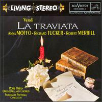 Verdi: La Traviata - Adelio Zagonara (vocals); Anna Moffo (vocals); Anna Reynolds (vocals); Franco Calabrese (vocals); Franco Ventriglia (vocals);...