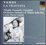 Verdi: La Traviata - Giacinto Prandelli (vocals); Gino del Signore (vocals); Gino Orlandini (vocals); Lilliana Pellegrino (vocals);...