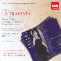 Verdi: La Traviata - Antonio Zerbini (vocals); Arturo la Porta (vocals); Ettore Bastianini (vocals); Giuseppe di Stefano (vocals);...