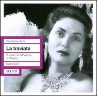 Verdi: La traviata - Forbes Robinson (vocals); Jesse Walters (vocals); John Dobson (vocals); Leah Roberts (vocals); Marie Collier (vocals);...