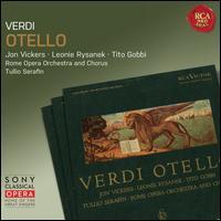 Verdi: Otello - Ferruccio Mazzoli (vocals); Florindo Andreolli (vocals); Franco Calabrese (vocals); Jon Vickers (vocals);...