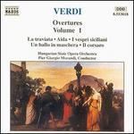 Verdi: Overtures, Vol. 1