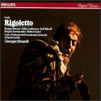 Verdi: Rigoletto - Armando Gabba (vocals); Brigitte Fassbaender (vocals); Edita Gruberová (vocals); Geoffrey Moses (vocals);...