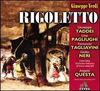 Verdi: Rigoletto - Alberto Albertini (vocals); Antonio Zerbini (vocals); Ferruccio Tagliavini (vocals); Giulio Neri (vocals);...