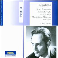 Verdi: Rigoletto - Adriana Guerrini (vocals); Aldo Bottion (vocals); Angelo Nosotti (vocals); Elena Zilio (vocals); Emilia Ravaglia (vocals);...