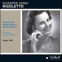 Verdi: Rigoletto - Anna di Stasio (vocals); Aurora Cattelani (vocals); Carmen Marchi (vocals); Gianna D'Angelo (vocals);...