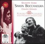 Verdi: Simon Boccanegra - Anna Gonda (vocals); Ewald Aichberger (vocals); Felice Schiavi (vocals); Katia Ricciarelli (vocals); Konstantin Sfiris (vocals); Renato Bruson (vocals); Ruggero Raimondi (vocals); Veriano Luchetti (vocals); Vienna State Opera Chorus (choir, chorus)