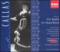 Verdi: Un Ballo in Maschera - Angelo Mercuriali (vocals); Antonio Cassinelli (vocals); Antonio Ricci (vocals); Ettore Bastianini (vocals);...