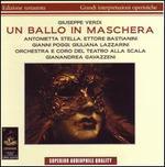 Verdi: Un Ballo In Maschera - Adriana Lazzarini (vocals); Antonietta Stella (vocals); Ettore Bastianini (vocals); Gianni Poggi (vocals);...