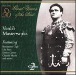 Verdi's Masterworks