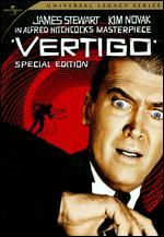 Vertigo [WS] [2 Discs] - Alfred Hitchcock