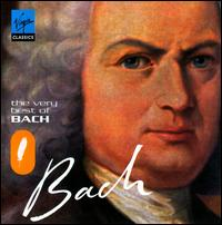 Very Best of Bach - Bernarda Fink (mezzo-soprano); Bernhard Klapprott (harpsichord); Bob van Asperen (harpsichord); Carsten Lohff (harpsichord);...