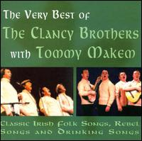Very Best of the Clancy Brothers - The Clancy Brothers/Tommy Makem