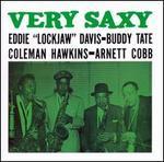 "Very Saxy - Eddie ""Lockjaw"" Davis/Buddy Tate/Coleman Hawkins/Arnett Cobb"