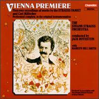 Vienna Premiere - Marilyn Hill Smith (soprano); Johann-Strauss-Orchester Wien; Jack Rothstein (conductor)