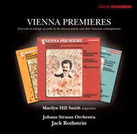 Vienna Premieres - Marilyn Hill Smith (soprano); Johann Strauss Orchestra; Jack Rothstein (conductor)