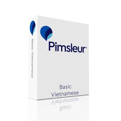 Vietnamese, Basic - Pimsleur