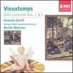 Vieuxtemps: Cello Concertos Nos. 1 & 2