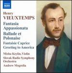 Vieuxtemps: Music for Violin & Orchestra