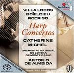 Villa Lobos, Boïeldieu, Rodrigo: Harp Concertos